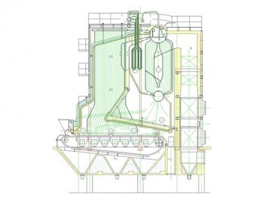 SHL型锅炉