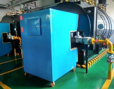 郑州WNS系列蒸汽及热水燃气(油)锅炉